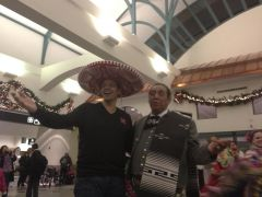 Welcome to El Paso - Tim Miles Sombrero