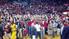 Storming the Court