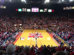 Start of the Minnesota Game