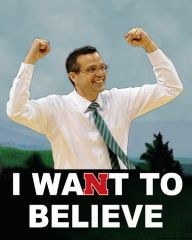 Tim Miles I want to Believe