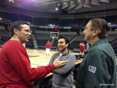 Tim Miles at Wake Forest